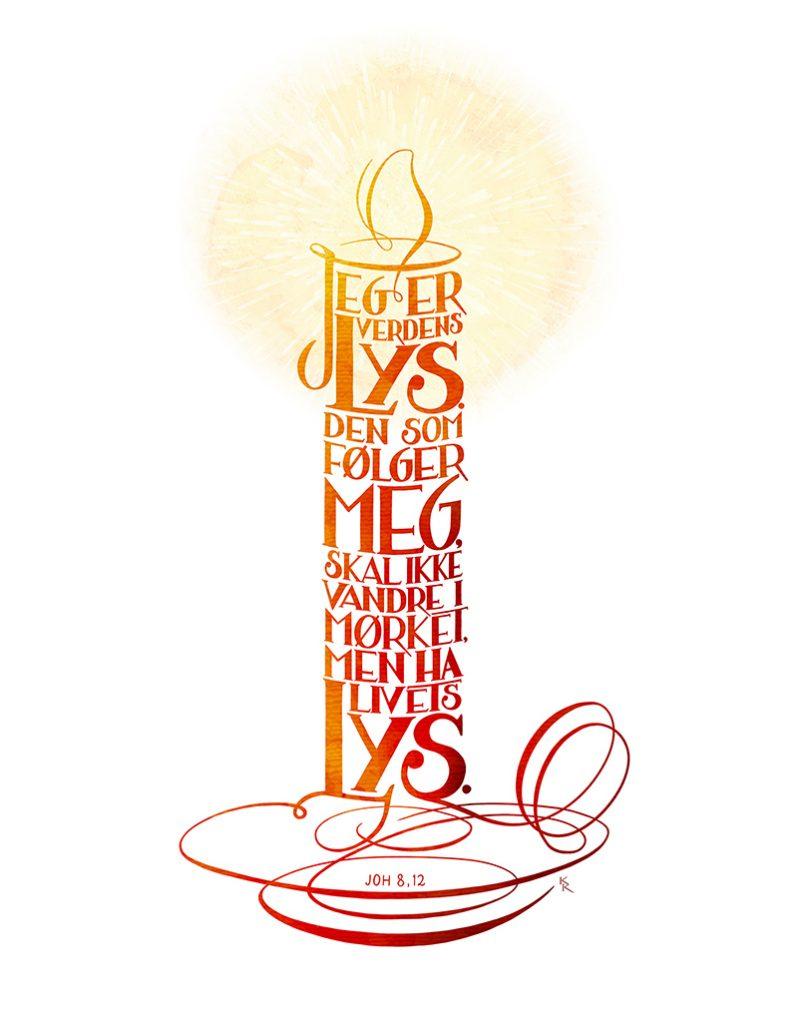 Jeg er verdens lys