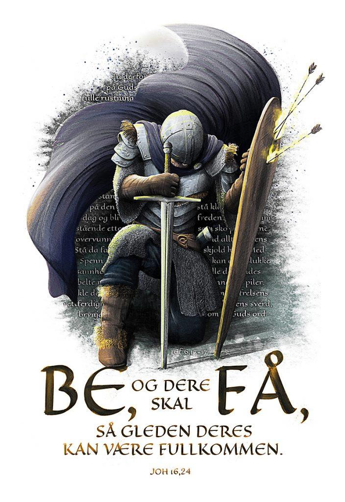 Be, og dere skal få – rustning