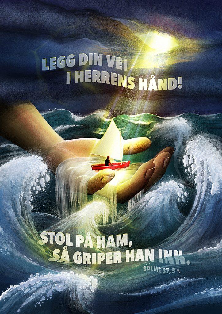 Legg din vei i Herrens hånd